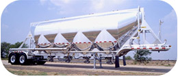 Clean Dry Bulk Trailers quickly and economically with Tank Cleaning Machines and Equipment from Butterworth.